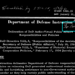How and why the Pentagon established their control of movie scripts