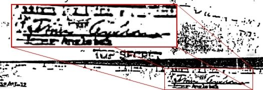 Angleton signature MM memo