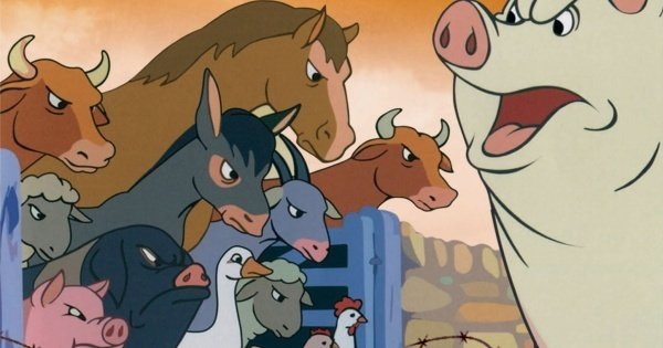 Animal Farm (1954) production documents