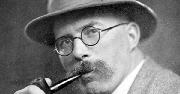 Arthur Ransome's MI5 files