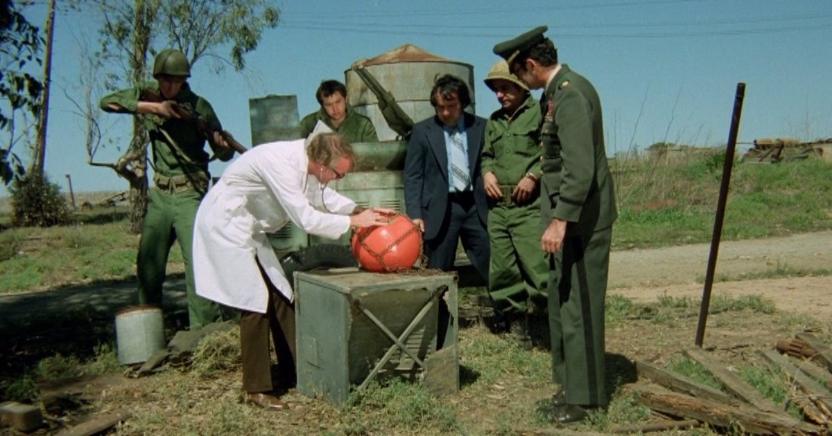 Why the Pentagon Rejected Attack of the Killer Tomatoes