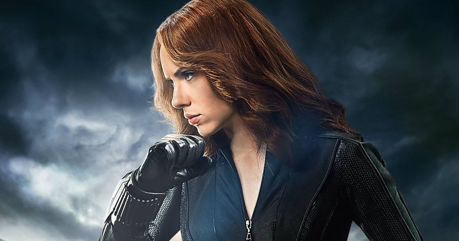 Black Widow the Latest Marvel-Military Collaboration