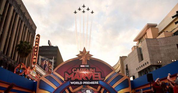 Spy Culture in LA Magazine Article on Captain Marvel