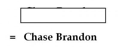Chase Brandon revealed
