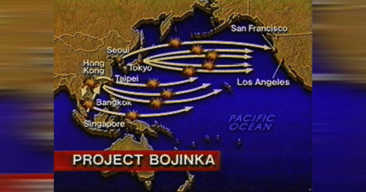 ClandesTime 109 – An Alternative History of Al Qaeda: The Bojinka Plot