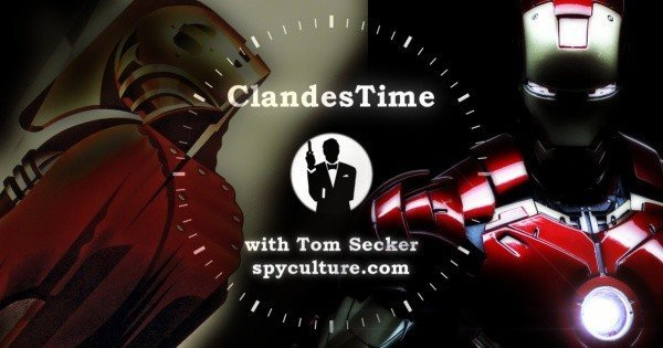 ClandesTime 032 - Iron Man and The Rocketeer