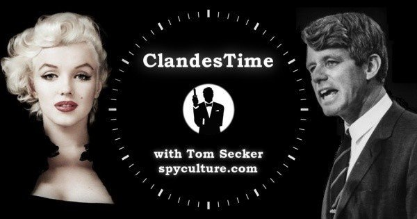 ClandesTime 057 - Conspiracy Theories: The Death of Marilyn Monroe