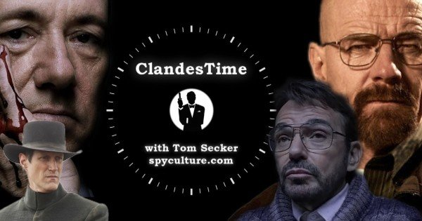 ClandesTime 059 – Psychopaths on TV