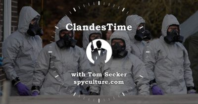ClandesTime Special – Conspiracy Theories: The Salisbury Poisoning