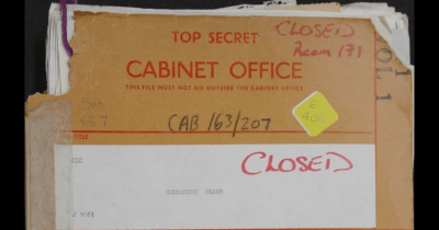 Top Secret Files on the Disappearance of Buster Crabb