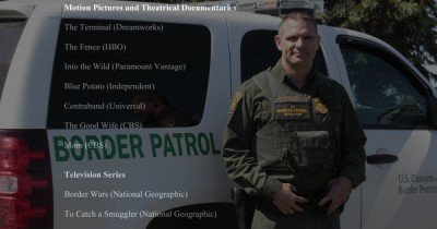 US Customs and Border Protection Film and TV list