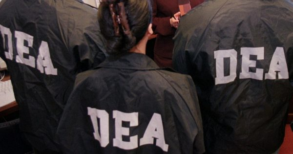 The FBI and DEA Spy on Hollywood Producers