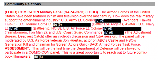 DOD-Comic-Con-Military-Panel