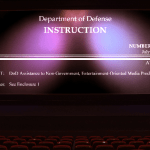 The DOD's Full Spectrum Dominance of the Entertainment Industry