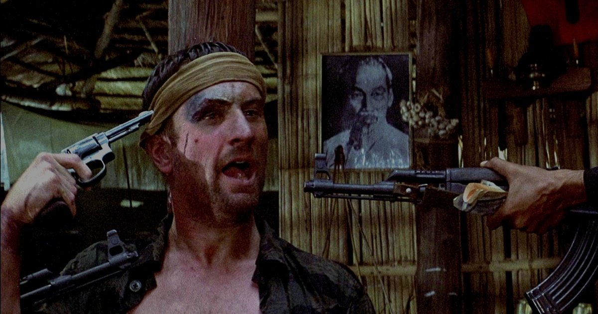 Napalm, Ambushes and Russian Roulette: Why the Pentagon Rejected The Deer Hunter