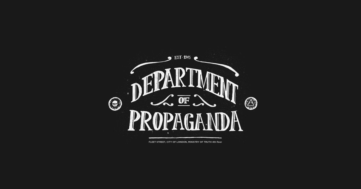 Department of Propaganda – Spy Culture on The Statist Quo podcast