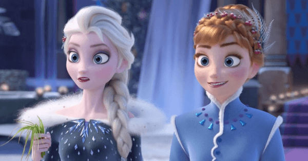 Disney's Frozen vs Climate Change vs the State Department