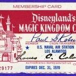 CIA: Where Are Our Passes to Disney's Magic Kingdom Club?