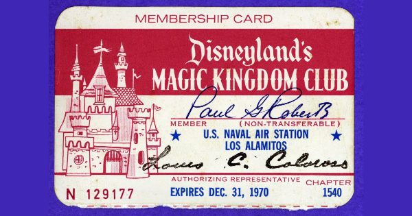 CIA: Where Are Our Passes to Disney's Magic Kingdom Club
