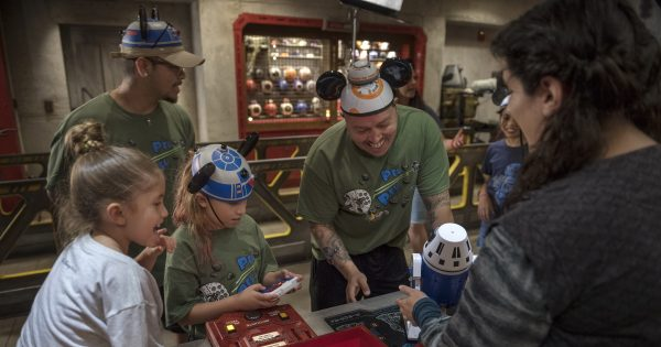 Disney's Star Wars, the Military and the Ugliest Hats I've Ever Seen