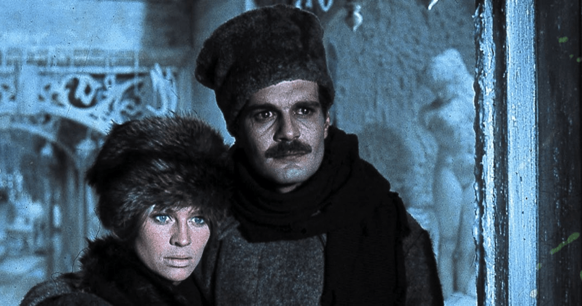 More CIA documents on Dr Zhivago