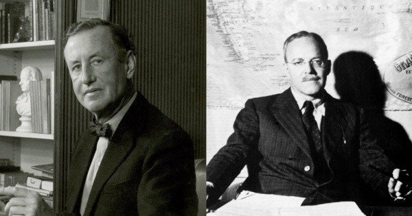 CIA files on the Allen Dulles - Ian Fleming connection