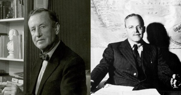 CIA files on the Allen Dulles – Ian Fleming connection