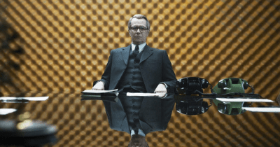 MI5 file on the man who inspired George Smiley