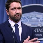 How Gerard Butler Wound Up Hosting a Press Conference at the Pentagon