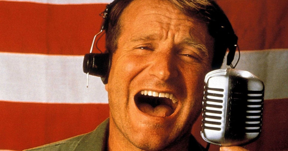 Swearing, Drugs and Ethnic Stereotypes: Why the US Military Rejected Good Morning, Vietnam