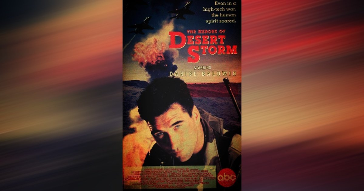 'While the Script is Somewhat Clichéd, We Are Not Movie Critics' – DOD Memo on The Heroes of Desert Storm