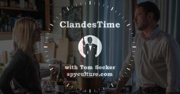 ClandesTime 066 - Homeland Season 5 Episode 12 'A False Glimmer'