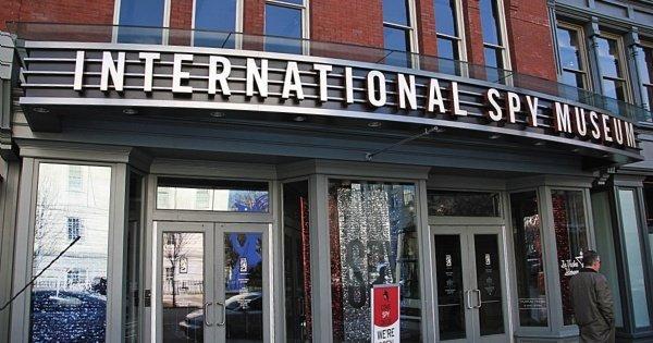 FBI documents on The International Spy Museum