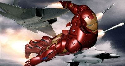 Pentagon Production Assistance Agreements for Iron Man 1&2