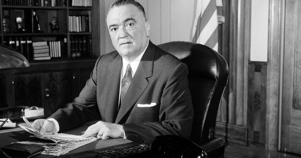 J Edgar Hoover Didn't Like Federal Dick