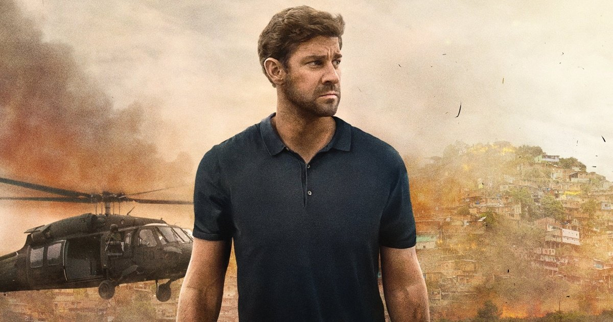 Jack Ryan Star John Krasinski Tries to Dispell Allegations of Propaganda