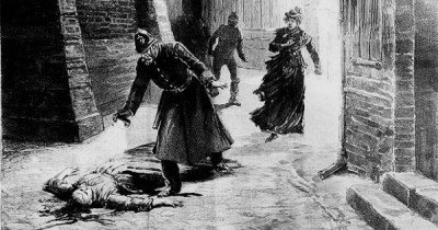 Jack the Ripper and the FBI