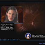 The Jennifer Garner CIA Recruitment Video