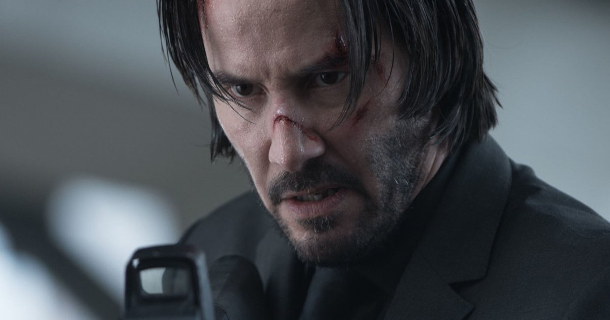 Keanu Reeves Trains With Former SEAL/CIA Contractor for John Wick III