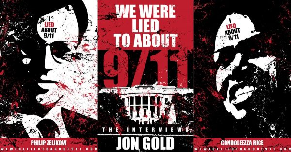 ClandesTime 143 - We Were Lied to About 9/11 with Jon Gold