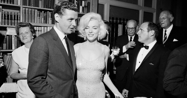 FBI Report on Marilyn Monroe Conspiracy Theory