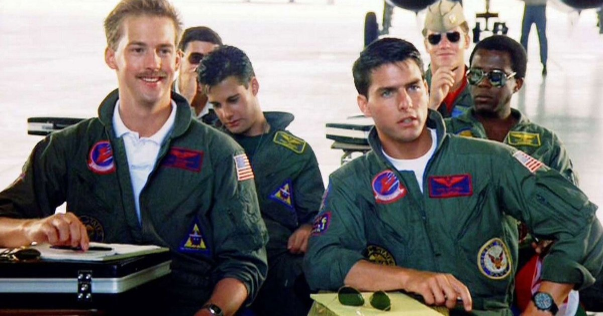 Top Gun 'Rehabilitated the Military's Image' After Vietnam, According to the Pentagon