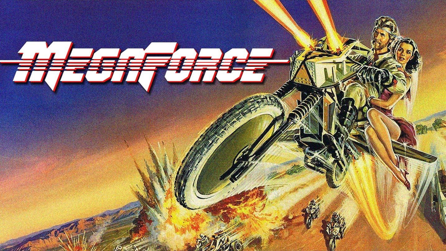 The Pentagon Changed the Entire Premise of MegaForce to Shape Our View of the Future