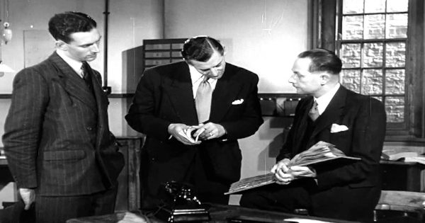 British Police began vetting film scripts in 1946 - but feared losing 'aura of secrecy and glamour'