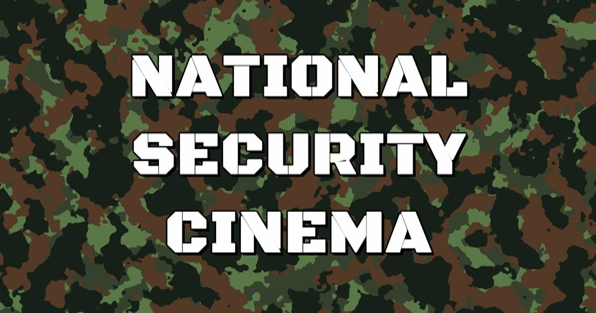 National Security Cinema – Responses to FAQs