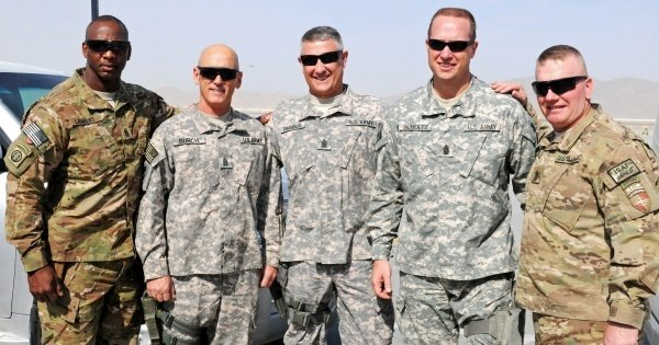 US National Guard Film and TV list