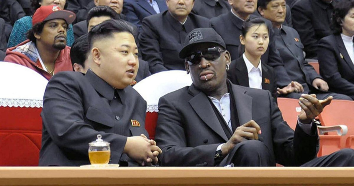 Operation Rodman: State Dept Cables on Dennis Rodman's 2013 Visit to North Korea