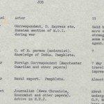 Orwell's List