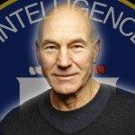 Patrick Stewart's Visit to CIA HQ
