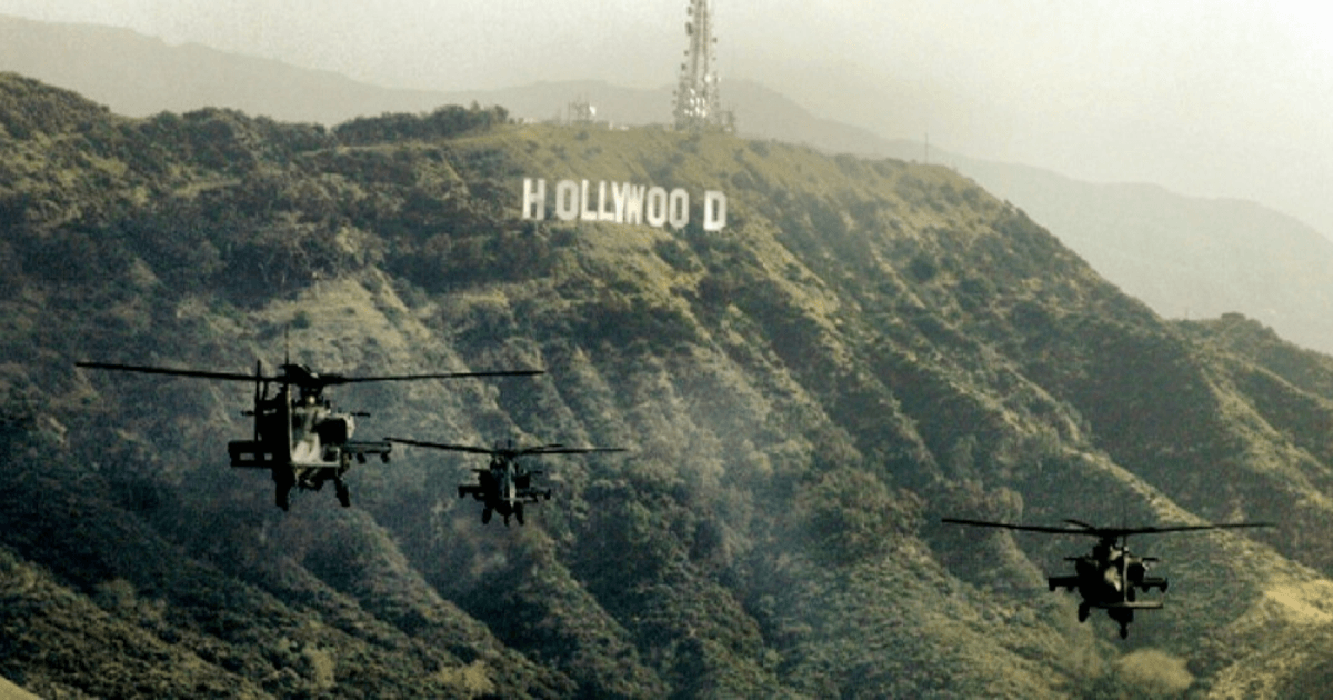 ClandesTime 120 – The Pentagon's Hostile Takeover of Hollywood